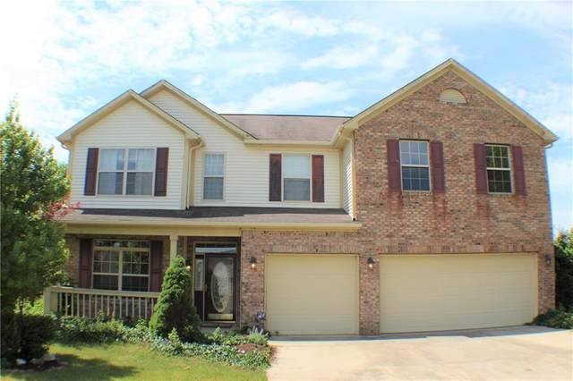903 Arabian Way, Bargersville, IN 46106 (MLS #21722137) :: The Indy Property Source