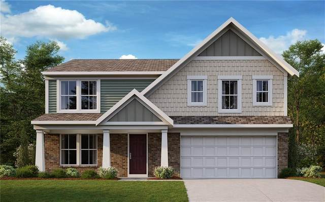 5477 W Woodhaven Drive, Mccordsville, IN 46055 (MLS #21722148) :: Anthony Robinson & AMR Real Estate Group LLC