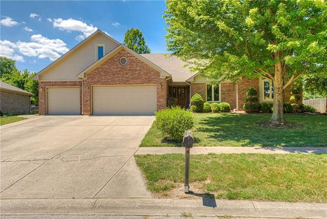 964 Texarkana Drive, Indianapolis, IN 46231 (MLS #21722150) :: The Indy Property Source