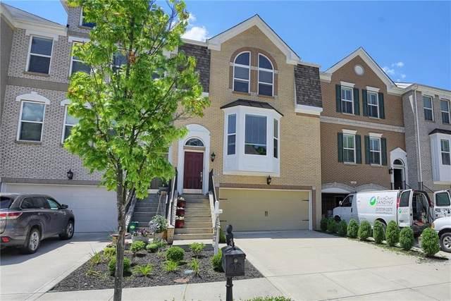 680 Greenford Trail N, Carmel, IN 46032 (MLS #21722151) :: The Indy Property Source