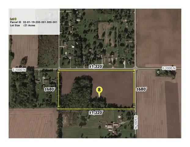10343 E County Road 1000 N Road, Brownsburg, IN 46112 (MLS #21722157) :: Heard Real Estate Team | eXp Realty, LLC