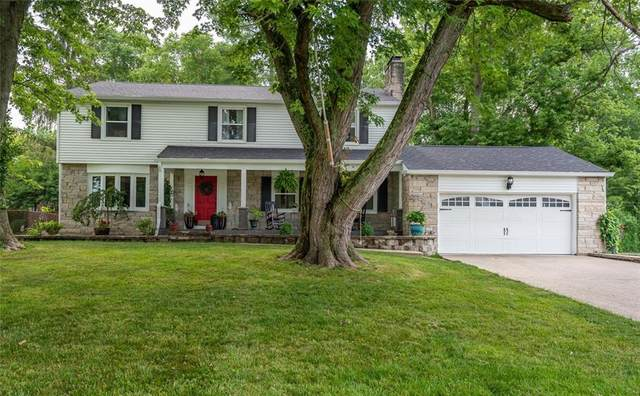 4408 N Hillview Drive, Bloomington, IN 47408 (MLS #21722171) :: The Indy Property Source