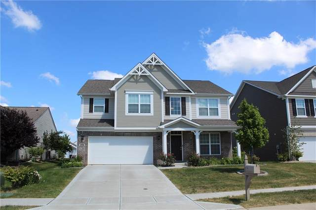 1296 Hamilton Drive, Greenwood, IN 46143 (MLS #21722176) :: Anthony Robinson & AMR Real Estate Group LLC