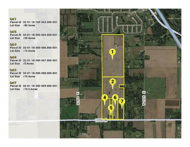 10293 N County Road 950 E Road, Brownsburg, IN 46112 (MLS #21722178) :: Heard Real Estate Team | eXp Realty, LLC