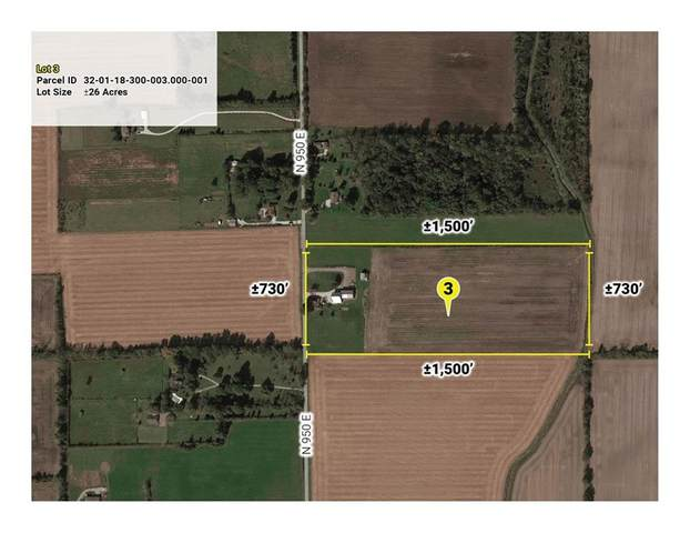 10293 N County Road 950 E Road, Brownsburg, IN 46112 (MLS #21722188) :: The Evelo Team