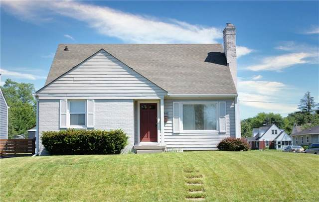 2440 Northview Avenue, Indianapolis, IN 46220 (MLS #21722238) :: Anthony Robinson & AMR Real Estate Group LLC