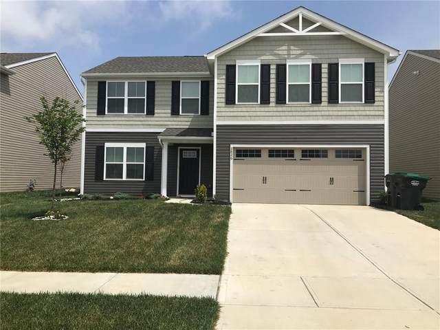 2826 Barnes Court, Greenwood, IN 46143 (MLS #21722254) :: Heard Real Estate Team | eXp Realty, LLC