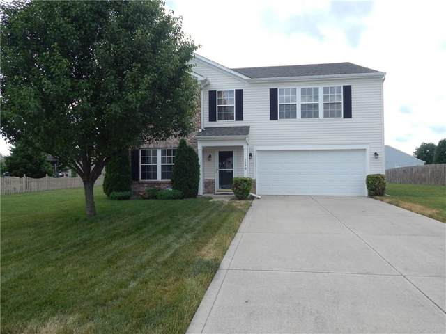 1150 Highland Lake Way, Brownsburg, IN 46112 (MLS #21722261) :: The Indy Property Source