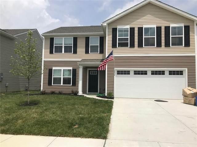 2832 Barnes Court, Greenwood, IN 46143 (MLS #21722266) :: Heard Real Estate Team | eXp Realty, LLC