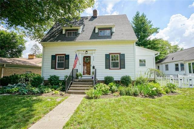 6343 Central Avenue, Indianapolis, IN 46220 (MLS #21722277) :: Anthony Robinson & AMR Real Estate Group LLC