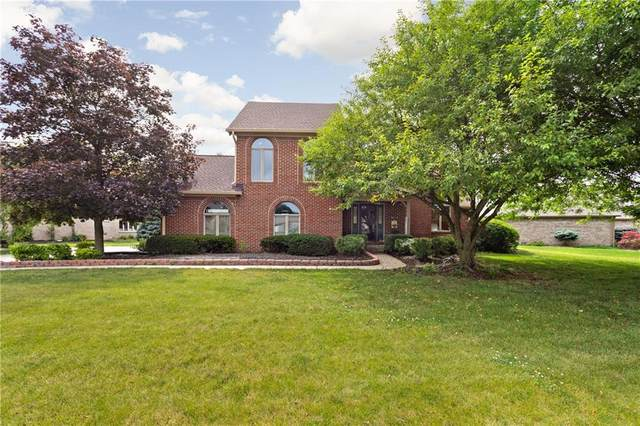 5504 Royal Troon Way, Avon, IN 46123 (MLS #21722297) :: Mike Price Realty Team - RE/MAX Centerstone