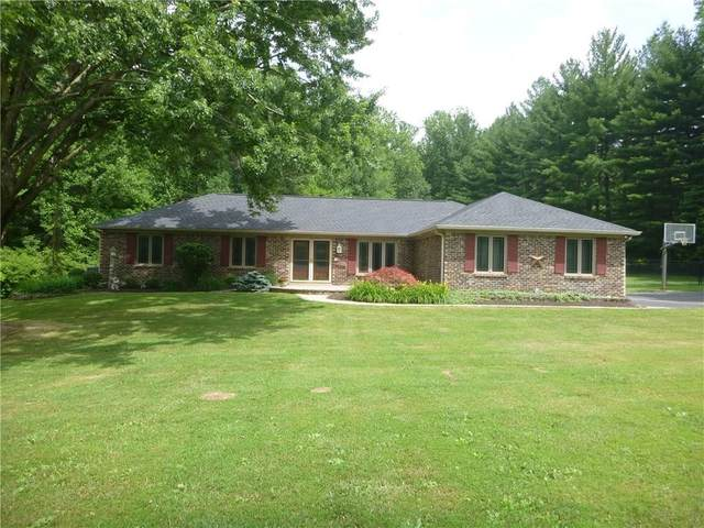 7299 N Baltimore Road, Monrovia, IN 46157 (MLS #21722307) :: Mike Price Realty Team - RE/MAX Centerstone