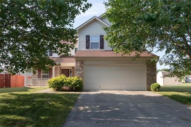 1359 Grand Canyon Circle, Franklin, IN 46131 (MLS #21722313) :: The Indy Property Source