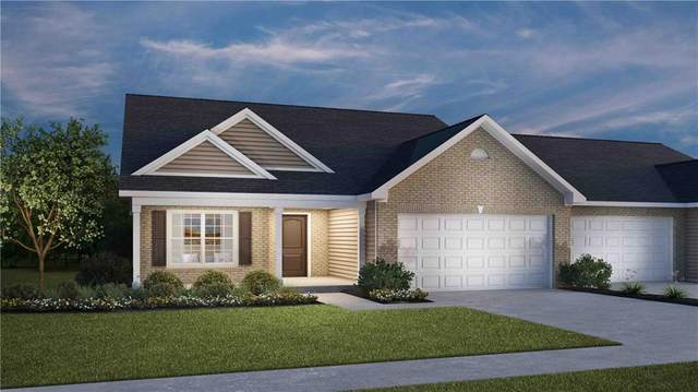 8739 Faulkner Drive, Indianapolis, IN 46239 (MLS #21722335) :: The Indy Property Source