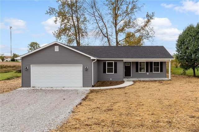 499 Gettysburg, Fillmore, IN 46128 (MLS #21722355) :: Anthony Robinson & AMR Real Estate Group LLC