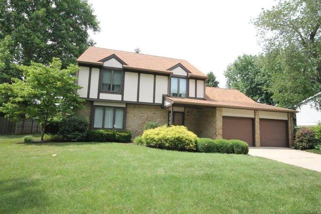 1026 Goldfinch Road, Columbus, IN 47203 (MLS #21722360) :: Mike Price Realty Team - RE/MAX Centerstone