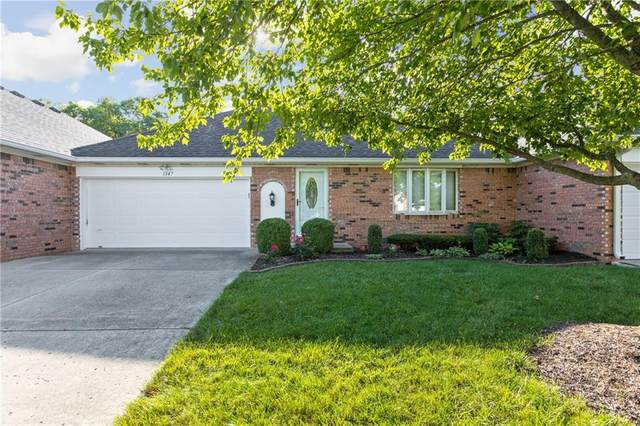 1347 E Holiday Lane East 19/32, Brownsburg, IN 46112 (MLS #21722366) :: The Indy Property Source