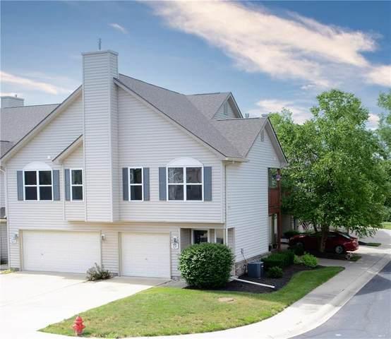 429 Creekwood Drive #206, Avon, IN 46123 (MLS #21722386) :: AR/haus Group Realty