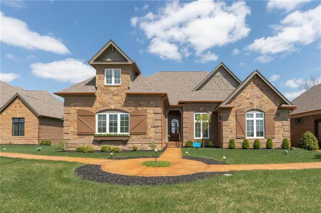 11851 West Road, Zionsville, IN 46077 (MLS #21722405) :: Richwine Elite Group
