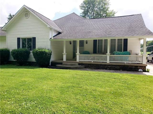 9626 N County Road 300 E, Brazil, IN 47834 (MLS #21722437) :: The Indy Property Source