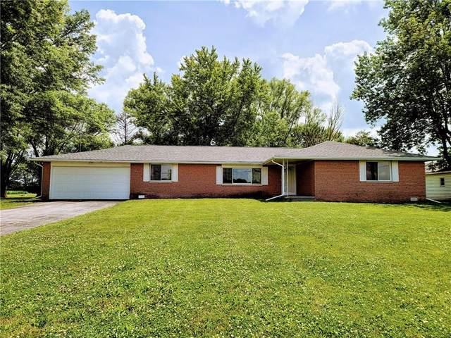 3027 W 1000 N, Alexandria, IN 46001 (MLS #21722441) :: The ORR Home Selling Team