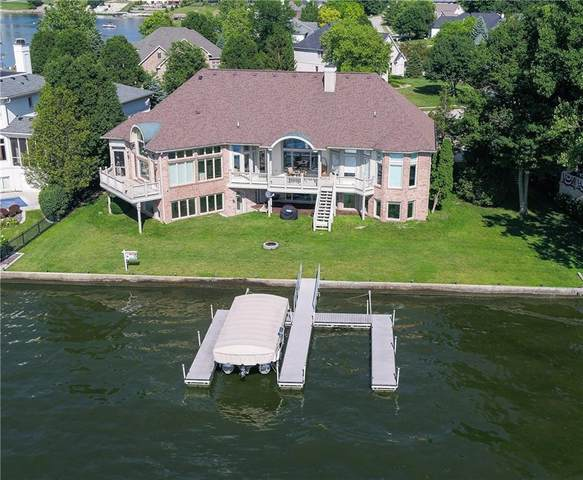 12925 Water Ridge Drive, Mccordsville, IN 46055 (MLS #21722493) :: Richwine Elite Group