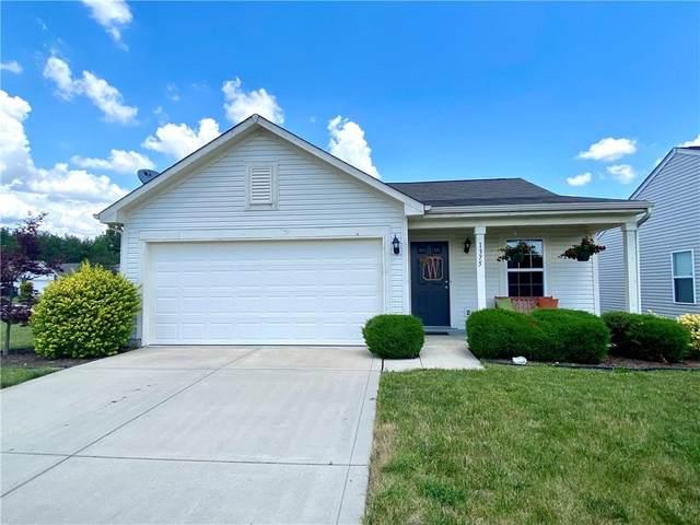 1375 Pencross Lane, Greenwood, IN 46143 (MLS #21722500) :: Anthony Robinson & AMR Real Estate Group LLC