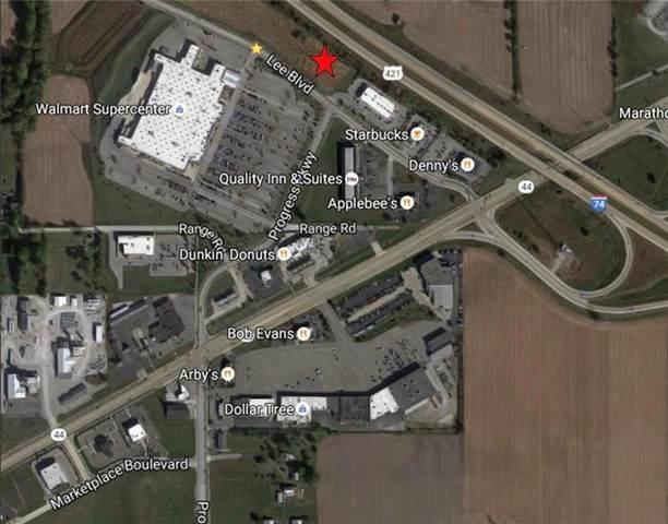 0 Lee Boulevard, Shelbyville, IN 46176 (MLS #21722501) :: David Brenton's Team