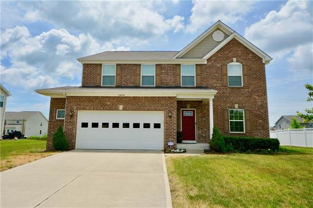 10679 Long Branch Drive, Brownsburg, IN 46112 (MLS #21722504) :: David Brenton's Team