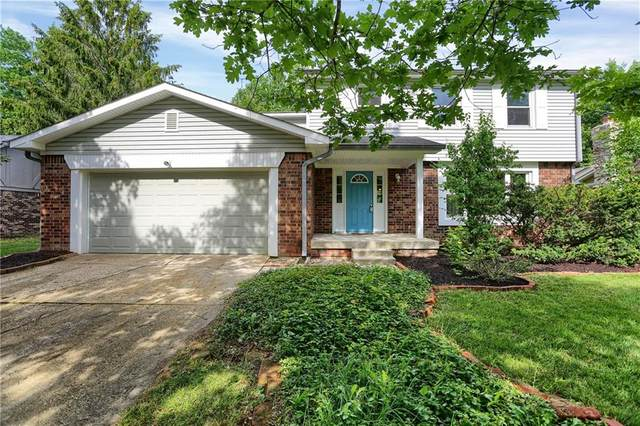 7728 Mallard Way, Indianapolis, IN 46256 (MLS #21722508) :: The Evelo Team