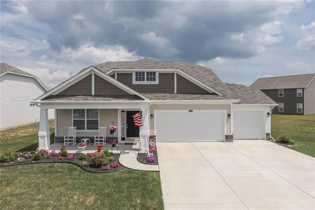 8113 Milender Boulevard, Indianapolis, IN 46237 (MLS #21722509) :: Anthony Robinson & AMR Real Estate Group LLC