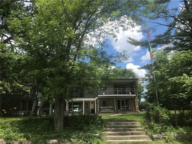 7500 N Blue Heron Drive, Unionville, IN 47468 (MLS #21722525) :: The Indy Property Source