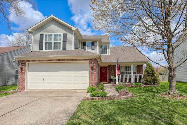 19204 Amber Way, Noblesville, IN 46060 (MLS #21722540) :: The Indy Property Source