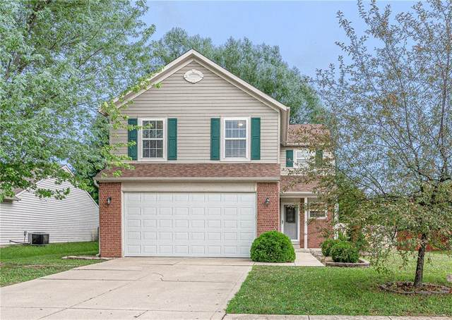13247 Ashview Drive, Fishers, IN 46038 (MLS #21722546) :: Anthony Robinson & AMR Real Estate Group LLC