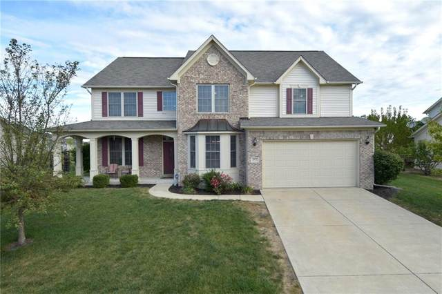 5671 Somerset Boulevard, Bargersville, IN 46106 (MLS #21722553) :: The Indy Property Source