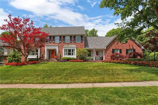 13514 Dallas Lane, Carmel, IN 46033 (MLS #21722554) :: The Indy Property Source