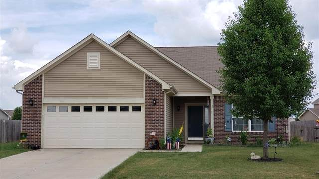 2717 Arklow Way, Brownsburg, IN 46112 (MLS #21722557) :: The Indy Property Source