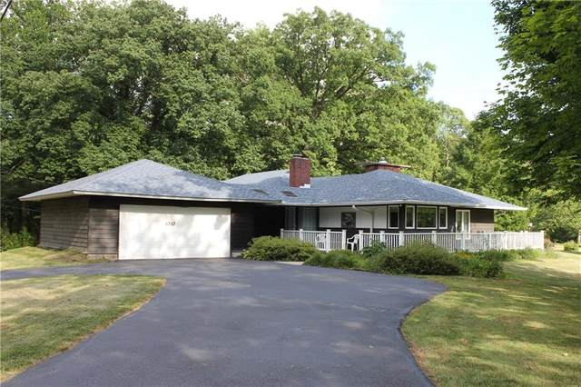 6383 E Spring Lake Road, Mooresville, IN 46158 (MLS #21722565) :: Richwine Elite Group