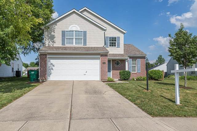 12259 Split Granite Drive, Fishers, IN 46037 (MLS #21722576) :: Anthony Robinson & AMR Real Estate Group LLC