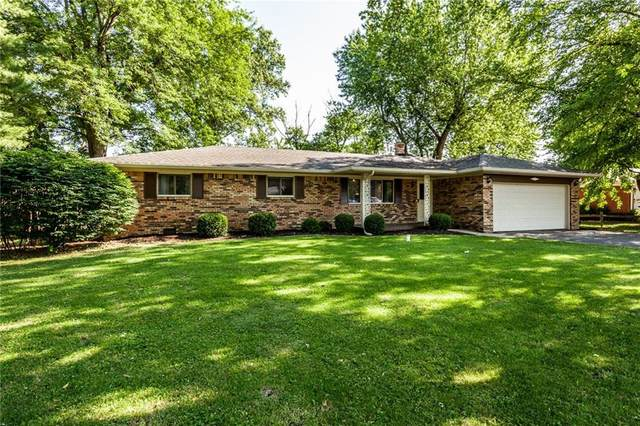 10926 Maze Road, Indianapolis, IN 46259 (MLS #21722586) :: Richwine Elite Group