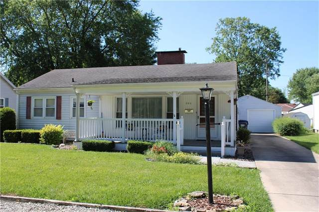 223 Federal Drive, Anderson, IN 46013 (MLS #21722602) :: AR/haus Group Realty