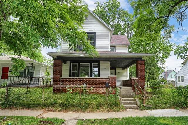 1519 S State Avenue, Indianapolis, IN 46203 (MLS #21722612) :: Mike Price Realty Team - RE/MAX Centerstone