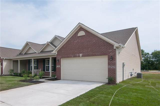 307 Angelina Way, Avon, IN 46123 (MLS #21722614) :: The Indy Property Source