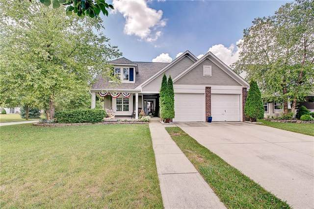 15504 Bethesda Circle, Westfield, IN 46074 (MLS #21722650) :: The Indy Property Source