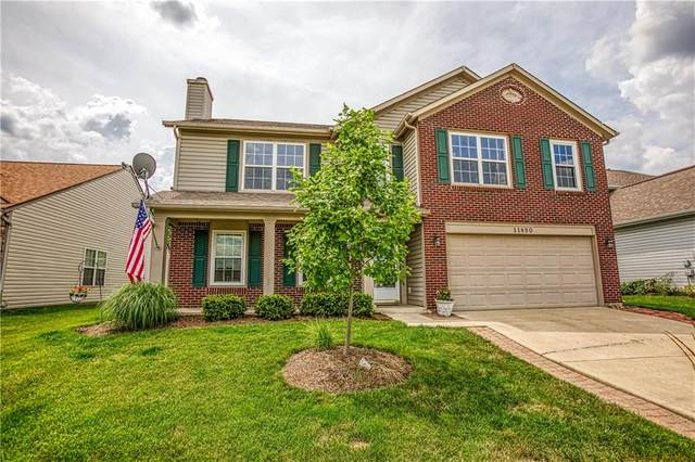 11490 Mckenzie Parkway, Carmel, IN 46032 (MLS #21722660) :: The Indy Property Source