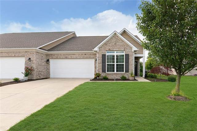 10962 Chapel Woods Boulevard S, Noblesville, IN 46060 (MLS #21722672) :: The Evelo Team