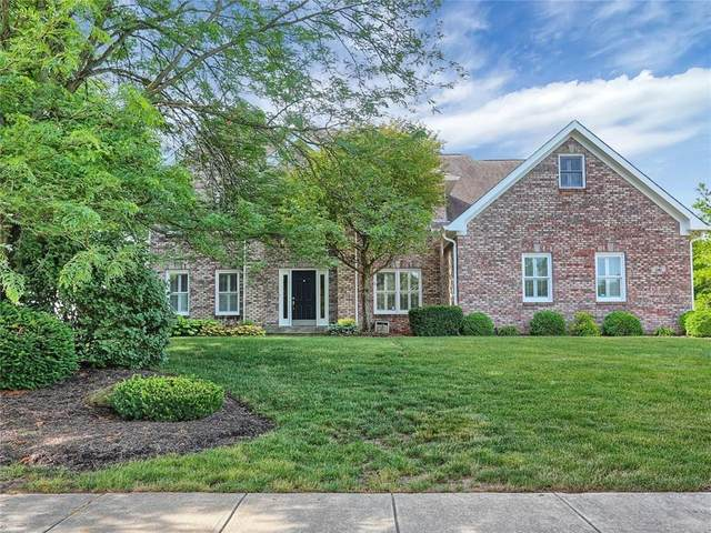 1141 Clay Spring Drive, Carmel, IN 46032 (MLS #21722679) :: The Indy Property Source