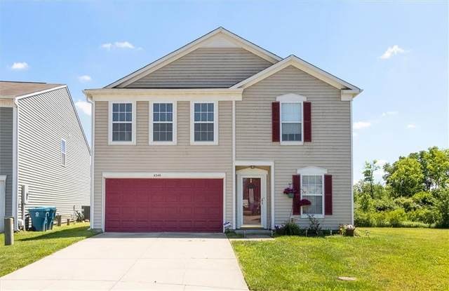 4240 Arches Court, Indianapolis, IN 46235 (MLS #21722698) :: The Evelo Team