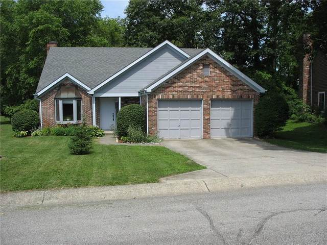 8332 La Habra Lane, Indianapolis, IN 46236 (MLS #21722706) :: The Evelo Team