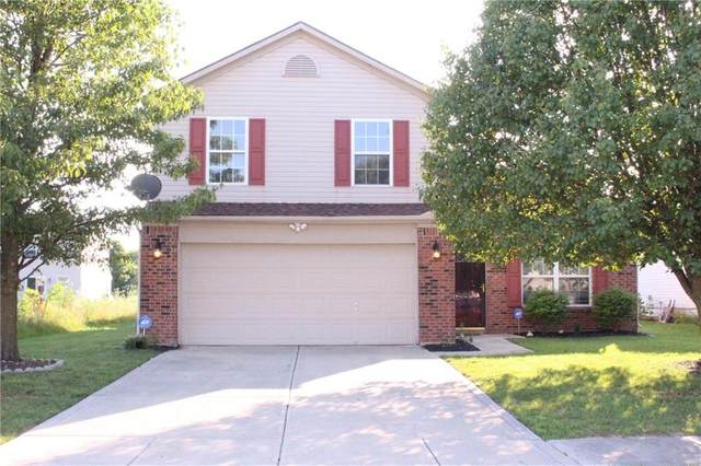 4422 Ringstead Way, Indianapolis, IN 46235 (MLS #21722707) :: The Evelo Team